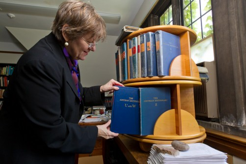 Newswise: Huge Ancient Language Dictionary Finished After 90 Years