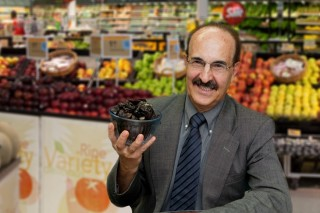 Bahram H. Arjmandi, Florida State's Margaret A. Sitton Professor and chairman of the Department of Nutrition, Food and Exercise Sciences