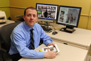 Brian Monahan, an assistant professor of sociology at Iowa State University, authored a book that uses news coverage of the attacks on 9/11 as a case study...