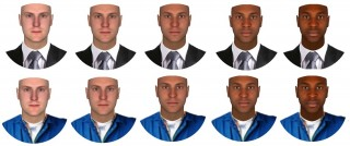 Perception of race is altered by cues as simple as the clothes worn.  Researchers at Tufts University, Stanford and University of California, Irvine found...