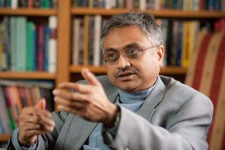 Dr. Ananda Mitra, professor and Chair of the Communication Department at Wake Forest University.