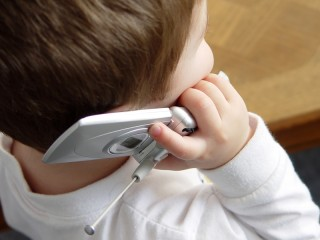 New study reports that children absorb twice as much microwave radiation from phones as do adults.