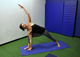 People practicing hot yoga should take certain precautions, said certified yoga instructor Diana Zotos of Hospital for Special Surgery.