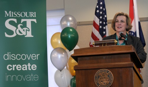 Newswise: Electrical Engineer Dr. Cheryl B. Schrader Named First Female Chancellor in Missouri S&T History