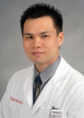 Xinglei Shen, M.D., a resident in Jefferson's Department of Radiation Oncology and a part-time master's degree student in the Jefferson School of Population...