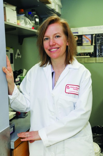 Amy J. Wagers, Ph.D., is an investigator in the section on islet cell and regenerative biology at the Joslin Diabetes Center in Boston, Mass., and an associate professor of stem cell and regenerative biology at the Harvard Medical School.