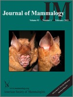 Journal of Mammalogy Volume 93 Issue 1
