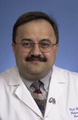 Dr. Nick Hanania, director, Adult Asthma Clinic and Pulmonary Diagnostic Laboratory, Ben Taub General Hospital