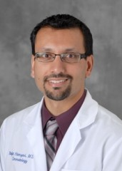 Iltefat Hamzavi, M.D., a senior staff physician in Henry Ford's Department of Dermatology and the study's senior author and principal investigator.