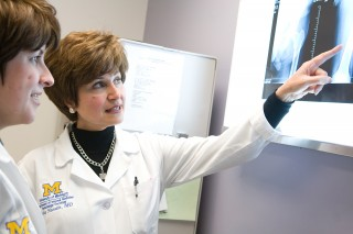 Maha Hussain, MD, FACP, of the University of Michigan Comprehensive Cancer Center, led the SWOG-9346 prostate cancer trial.