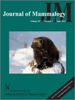 Journal of Mammalogy Volume 93 Issue 3