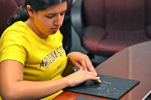 Newswise: Program to Improve STEM Access for Blind, Visually-Impaired Students