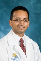 Dr. Hitinder Gurm, an interventional cardiologist at the University of Michigan, investigates hard-to-manage hypertension.