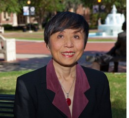 Professor Amy Ai of the Florida State University College of Social Work.
