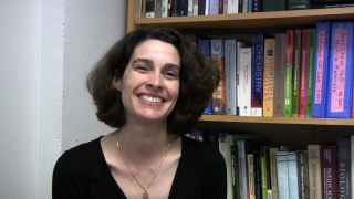 Megan E. Núñez, biochemistry professor at Mount Holyoke College