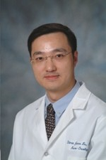 Zhimin Lu, M.D., Ph.D., associate professor in MD Anderson's Department of Neuro-Oncology.