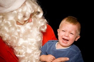 Parents can help kids warm up to Santa with a few handy tips, says Dr. Martin Antony, leading expert on anxiety and a psychology professor at Ryerson University.