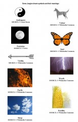 Some examples of Jungian dream images and their meanings.