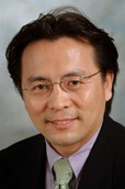 Michael Wang, M.D., associate professor in MD Anderson's Departments of Lymphoma and Myeloma and Stem Cell Transplantation and Cellular Therapy