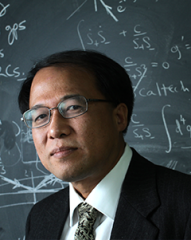Perimeter Faculty member Xiao Gang-Wen