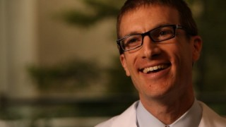 David Gerber, M.D., Assistant Professor of Internal Medicine at UT Southwestern Medical Center.