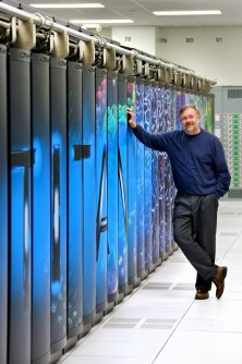 Newswise: Supercomputers, Materials and Bears: ORNL Marks Eventful 2012