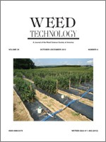 Weed Technology 26.4