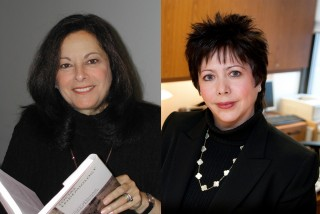 New York University College of Nursing researchers Michele G. Shedlin, PhD, [LEFT] and Joyce K. Anastasi, PhD, DrNP, FAAN, LAc