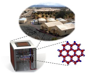 PNNL has been awarded $2.8 million to adapt its nanomaterial-using adsorption chiller system for field military bases on the front lines of battle. By using...