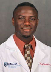 Kosj Yamoah, M.D., Ph.D., of Thomas Jefferson University and Hospital