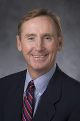 Wesley Burks, MD, Curnen Distinguished Professor and Chair of the Department of Pediatrics in the University of North Carolina School of Medicine, is one of two lead...