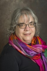 Karen Rosenberg, professor and chair of the University of Delaware Department of Anthropology.