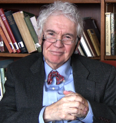 Richard Moran, Professor of Sociology at Mount Holyoke College