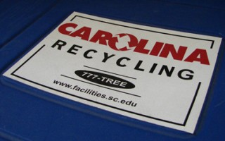 "You might be able to avoid the recycle bin with ""ever-green"" plastics being developed in Chuanbing Tang's laboratory at the University of South Carolina."