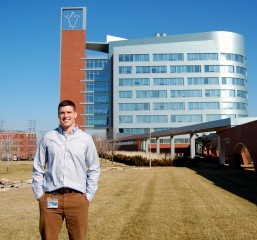 Andrew Murtha is a second year medical student at Saint Louis University.