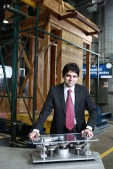 Navid Attary has created a seismic protection device to boost the resiliency of bridges and buildings to earthquakes. His innovation, which uses a new and novel...