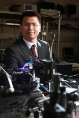 Ming Ma has developed a new method to manufacture light-emitting diodes (LEDs) that are brighter, more energy efficient, and have superior technical properties...
