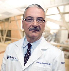 Massimo Cristofanilli, M.D., FACP, Director of the Jefferson Breast Care Center