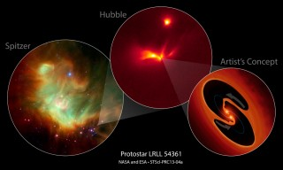 PROTOSTAR LRLL 54361 --  
