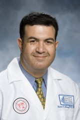 Hatem E. Sabaawy, MD, PhD, an assistant professor of medicine in the molecular and regenerative medicine program at Robert Wood Johnson Medical School.