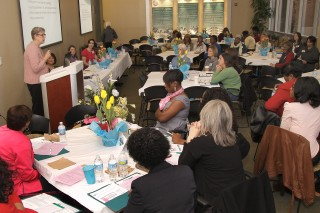 "Attendees learned about a variety of issues, including ""chemo brain"" and intimacy after cancer treatment"