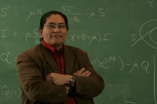 ASU Regents' Professor Carlos Castillo-Chavez has been tapped by President Obama to serve on a national medal of science committee.