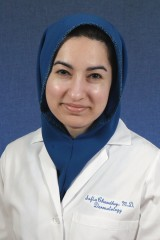 Sofia Chaudhry, M.D., assistant professor of dermatology at Saint Louis University is the first author on the study.