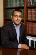 Lead author Vineet Chopra is a hospitalist at the U-M Health System and assistant professor of internal medicine.