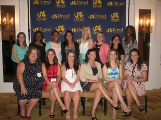 Fourteen students in Drexel University's College of Nursing and Health Professions are the first to complete a new program providing individual leadership...