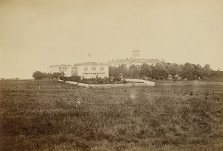 Pennsylvania (now Gettysburg) College, July 1863.