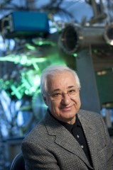 BU Professor Theodore (Ted) Moustakas, considered the co-inventor of the blue light-emitting diode (LED), has won the university's 2012 Innovator of the Year...