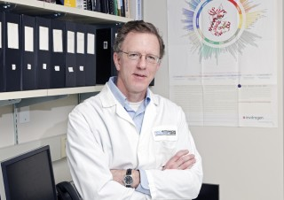 Christopher Kemp, Ph.D., is a member of the Human Biology Division at Fred Hutchinson Cancer Research Center.