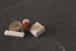 Missouri University of Science and Technology researchers are using small, porous glass scaffolds to regenerate bone.