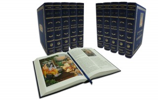 The 11-volume Encyclopedia of Hinduism.